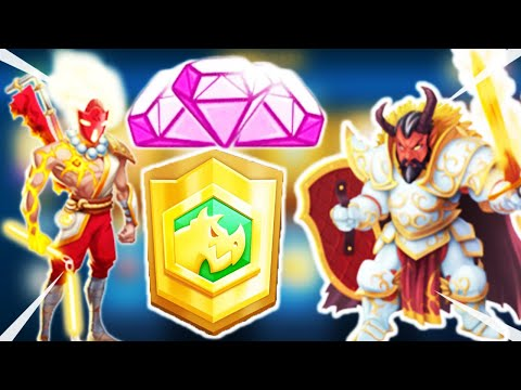 Monster Legends: I PURCHASED THE PASS & PURCHASED OVER 300 GEMS | SEASON 5 LEGENDS PASS GAMEPLAY