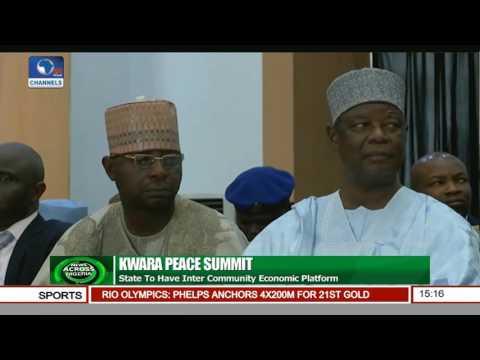 News Across Nigeria: Trade Agreement Reviewed Between Nigeria & Benin Rep