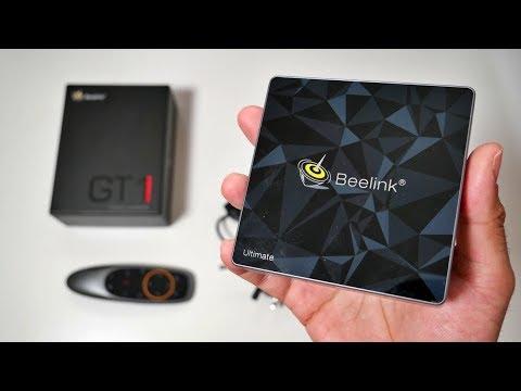 beelink gt1 ultimate tv box review