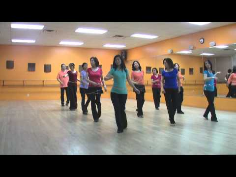 Watch It Burn - Line Dance (Dance & Teach in English & 中文)