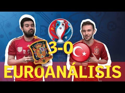 España 3-0 Turquía: ¡Ahora sí, España es favorita en la Eurocopa!