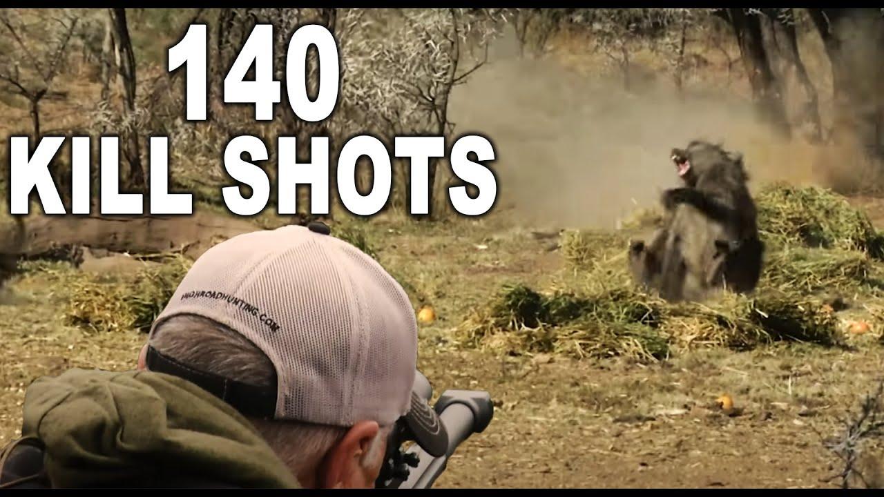Download 140 KILL SHOT HUNTING COMPILATION!!