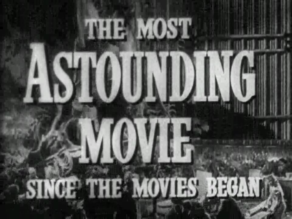 Mighty Joe Young (1949) - Movie Trailer