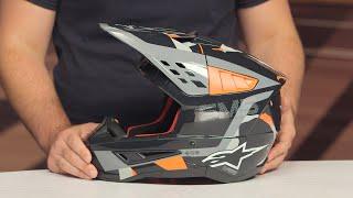 Alpinestars S-M5 Helmet Review