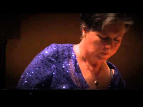 Janina Fialkowska, a truly outstanding pianist