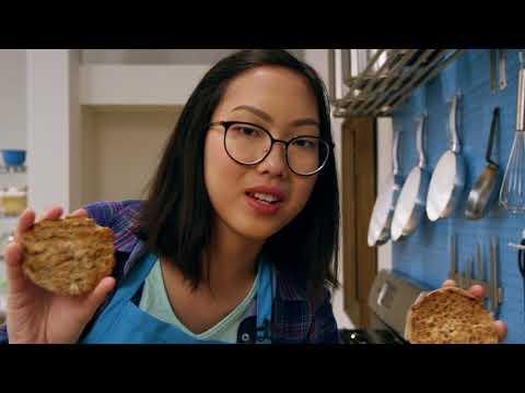Pizza | Madison Hu vs. Nicolas Bechtel | Be Your Best Snackdown | Disney Channel