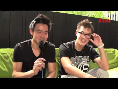 Interview with Wong Fu Productions, Feb 27 2012