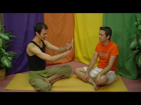 Seriously Lighthearted Yoga - Props: Wall and Floor - Episode 274
