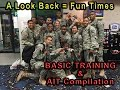Army Basic Training & AIT Compilation   Fun times   Memories