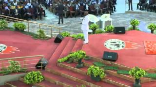 Bishop Oyedepo-Encounter with Destiny Service Nov.22,2015[First Service]
