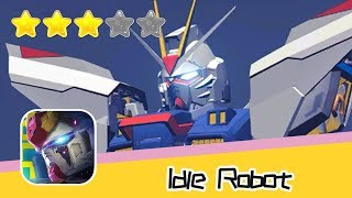 Idle Robot Walkthrough Super Cool! Recommend index three stars