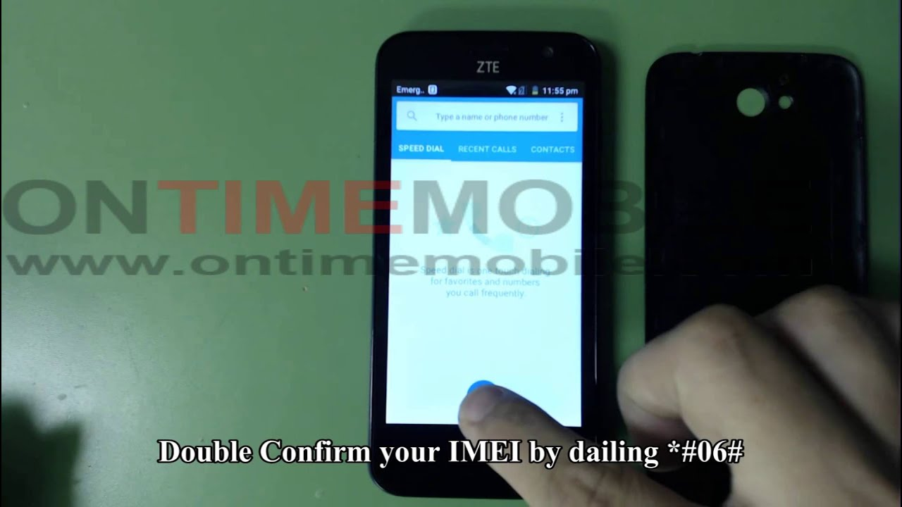 How to Check Ur IMEI and How to unlock ZTE Overture 2 Z813(Cricket)