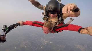 2018 8 19   Jump 1435   Jill Tandem Video