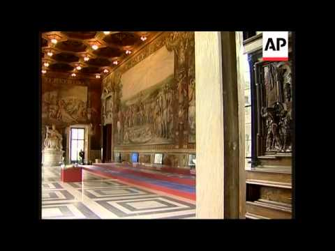 Prodi comments on upcoming 50th anniversary of the Treaty of Rome