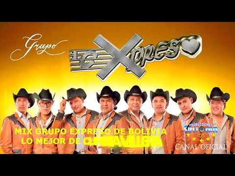 CUMBIA DE HOY - MIX GRUPO EXPRESO DE BOLIVIA - LO MEJOR VILLERAS