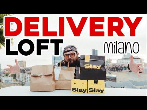 POLLO FRITTO, STREET FOOD CINESE, BAO BURGER | Delivery Loft Milano | MochoHf