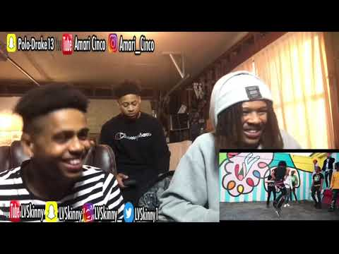 ZaeHD & CEO - ALL IN (Reaction Video)