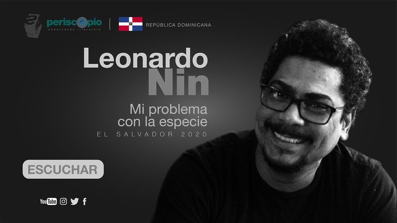 Leonardo Nin «Mi problema con la especie»