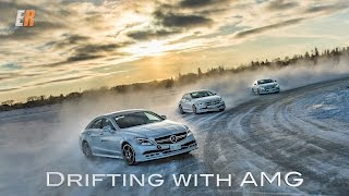 Mercedes-Benz AMG Winter Sporting - YOU GOTTA TRY THIS(Ever wanted to drive a 577 hp Mercedes-Benz AMG car flat out? How about doing it on a 7km long ice track? The AMG Winter Sporting is available to anyone in ..., 2017-02-27T05:28:08.000Z)