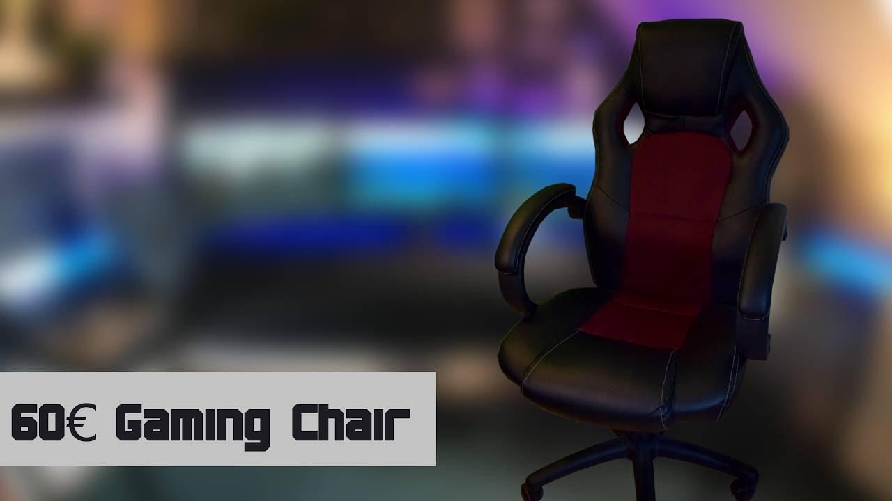 expert gaming stuhl