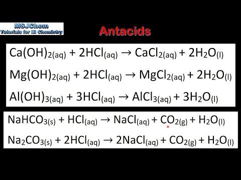 D.4 Antacids (SL)