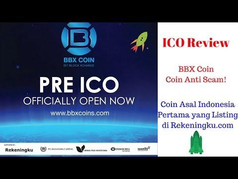 ICO REVIEW : BBX COIN ICO DENGAN PROGRAM  JELAS DAN NYATA!