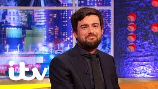 Jack Whitehall Can39t Stop Offending The Royal Family  The Jonathan Ross Show  ITV