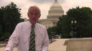 Congressman Ron Paul on Healthcare