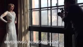 Катя Гусева снялась для WEDDINGG#bloggmagazine в платьях Marina SHtange