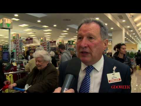 Esselunga Sbarca A Roma: Tour Del Nuovo Store