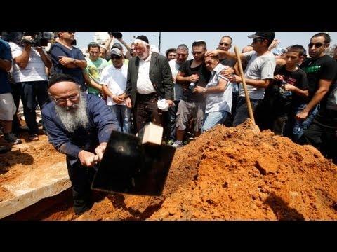 Как хоронят иудеев в израиле