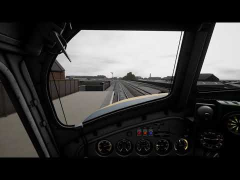 Train Sim World - Manchester Victoria to Stalybridge (turn on captions for route info, if desired) |