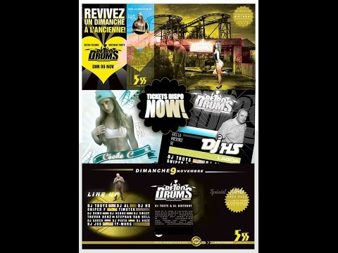 Dj Da - Spécial Retro Duplex for T-Boys B-Day - Lagoa - Rind - Mix Industry