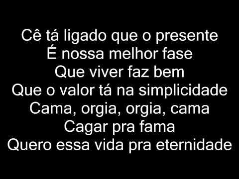 Poesia Acústica 6 - Era Uma Vez letra MC Cabelinho MODE$TIA Bob Azzy Filipe Ret Dudu Xamã