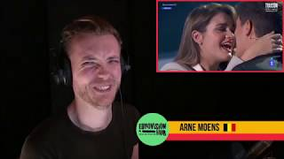 Spain |  Eurovision 2018 Reaction Video | Alfred and Amaia - Tu Canción
