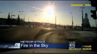 Another Meteor Flashes Across San Fran Bay Area Skies on 2/15/13