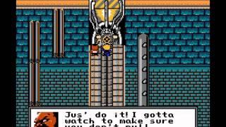 Final Fantasy 7 - NES Remake
