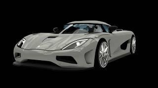 Rendering a car model from ROBLOX Studio | Speed Render | Blender