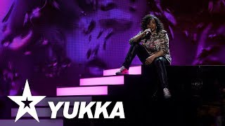 Yukka I Danmark har talent 2018 I Liveshow 5