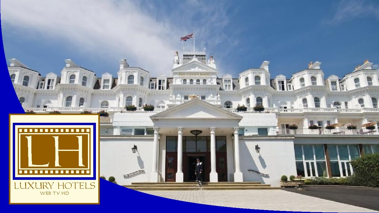 Luxury Hotels The Grand Hotel Eastbourne
