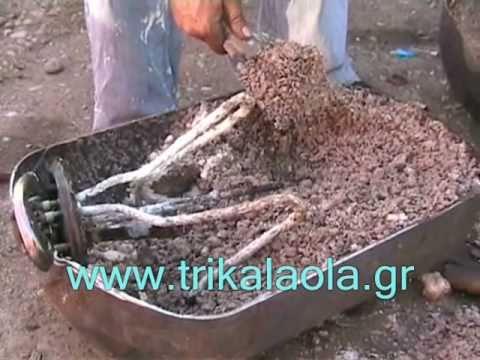 Τρίκαλα Θερμοσίφωνας γεμάτος άλατα χώμα 9-5-11