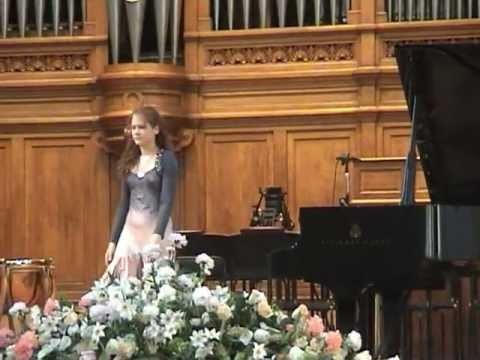 Marina Yakhlakova plays Tchaikovsky-Pletnev: 4 pieces from The Nutcracker Suite