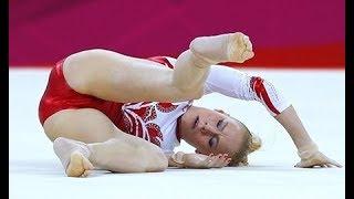 Gymnastics fails olympics rio