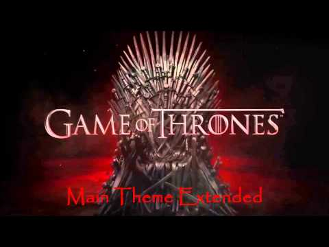 Game Of Thrones  Main Theme Extended 5 Hours