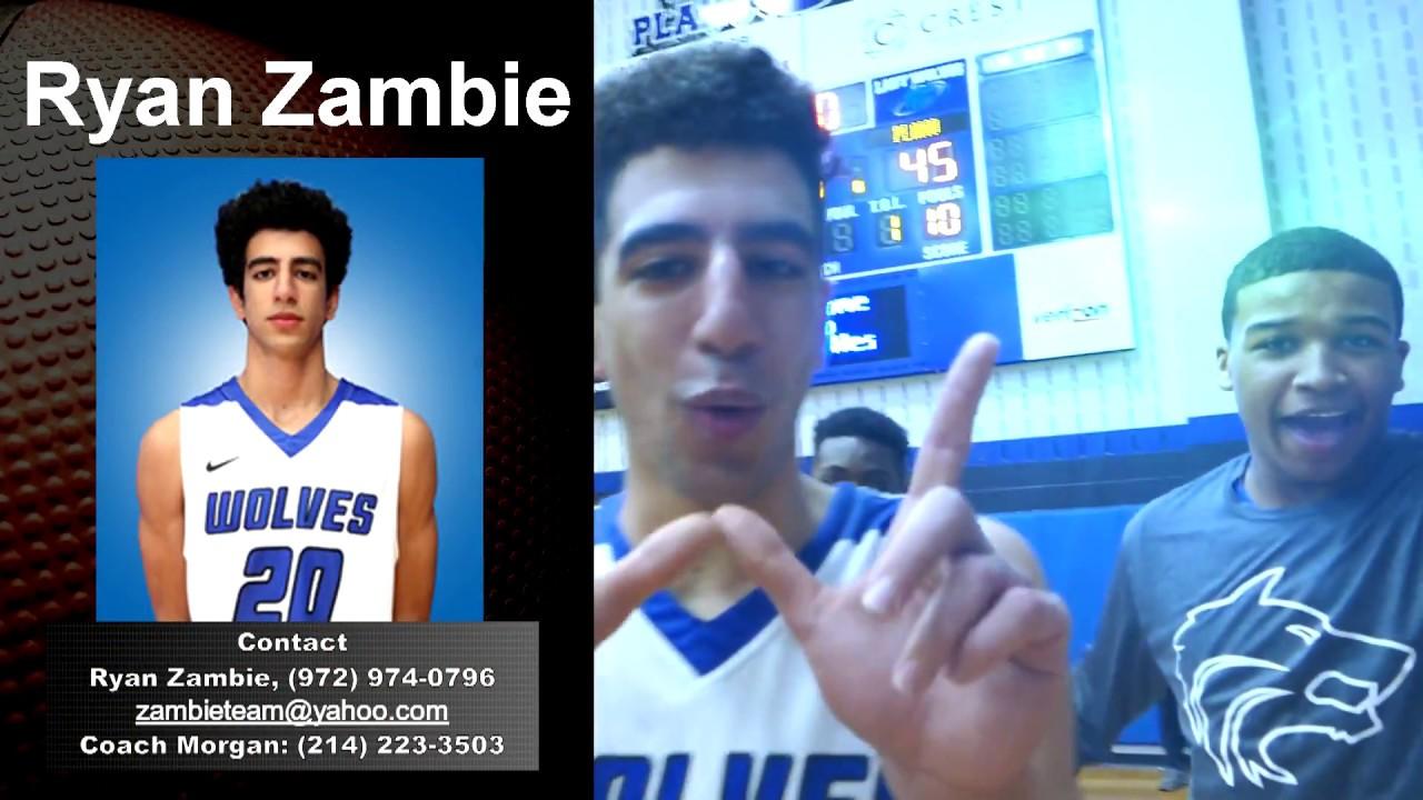 Ryan Zambie's Men's Basketball Recruiting Profile