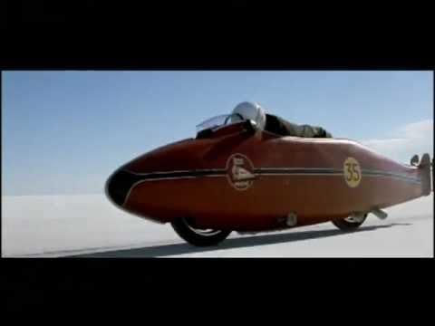 画像: 63歳の挑戦 世界最速のインデアン-プロモーション.VOB youtu.be