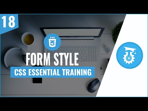 CSS Tutorial for Beginners | CSS form style | Part 18 thumbnail