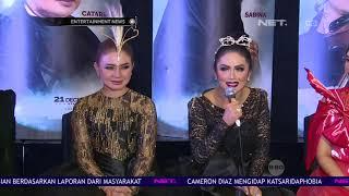 Video Isyana, Rossa, Krisdayanti Dan Dewi Sandra Ramaikan Konser Soundtrack Ayat Ayat Cinta download MP3, 3GP, MP4, WEBM, AVI, FLV Agustus 2018