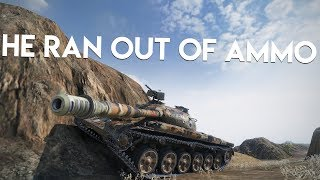 World of Tanks - You only have so many shells..