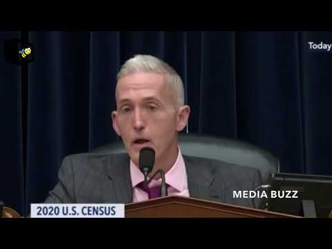 Trey Gowdy Opening Statement At House Oversight Hearing On Importance Of U.S. Census